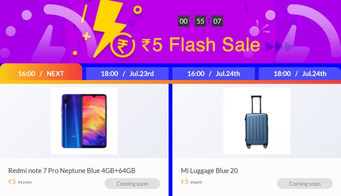 Mi 5 Rs Flash Sale Auto Buy Script: 100% Working Trick to Buy