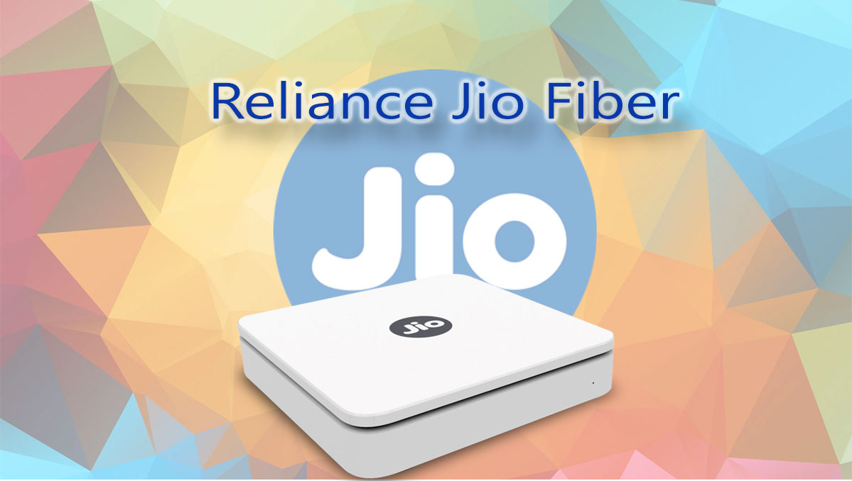 Reliance Jio GigaFiber Broadband Plans. How To Apply For The Jio Fiber Service, Installation Charges Other Details.