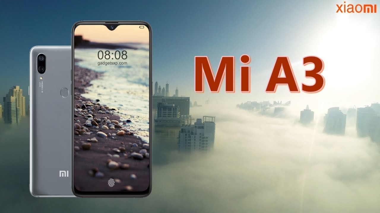 Xiaomi Mi A3 Price in India, Launch Date, Features and Specifications