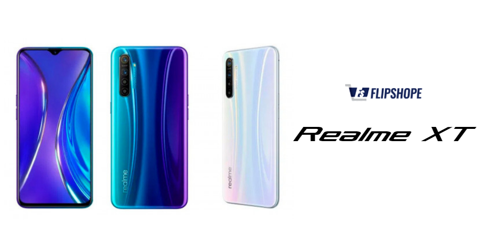 Realme XT launched: Check price, specifications in India