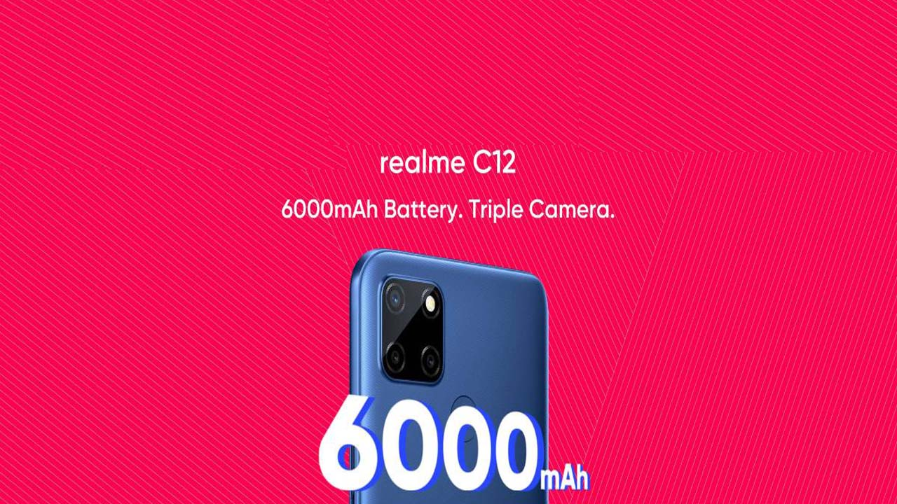 Realme C12 specifications