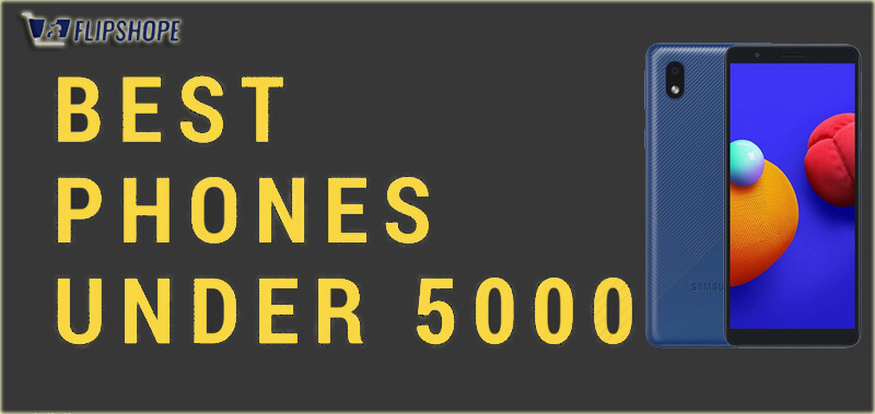 Best Mobile Phones Under Rs 5000 in India