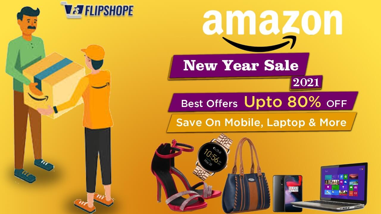 Amazon New Year Sale 2021