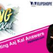 Flipkart Dating Aaj kal Answers