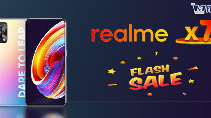 Realme X7 Pro Flash Sale Date